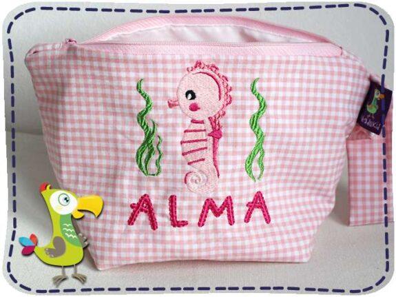 KakaduKid Tasche Seepferdchen Alma