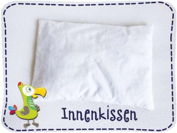 KakaduKid Kirschkern Innenkissen