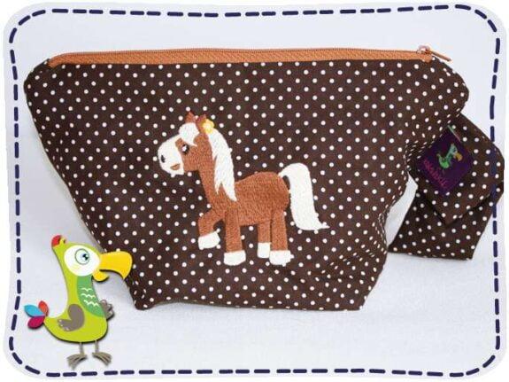 KakaduKid Pferd Tasche