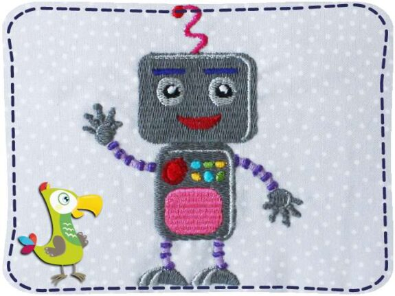 KakaduKid Roboter