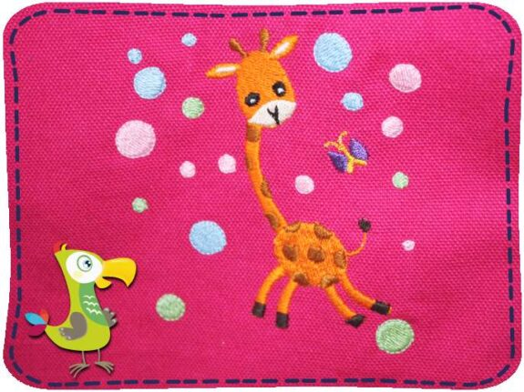 KakaduKid Shopper Giraffe
