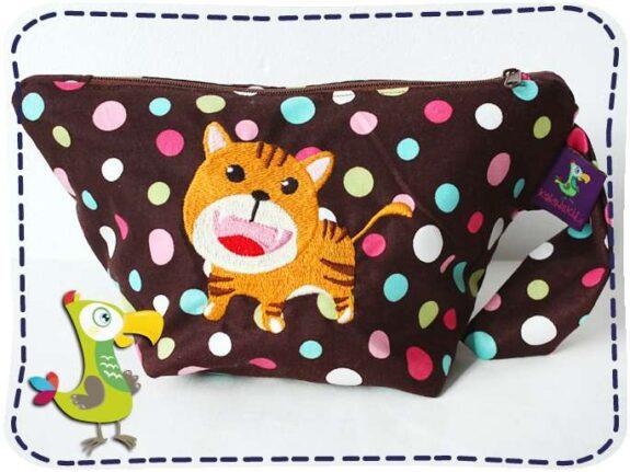 KakaduKid Tiger Tasche
