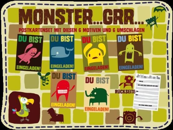 KakaduKid Monster...Grrr...