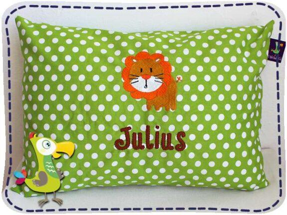 KakaduKid Kissen Löwe Julius