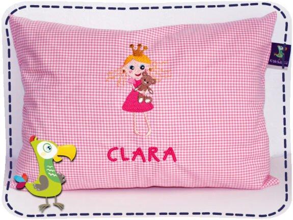 KakaduKid Kissen Prinzessin Clara