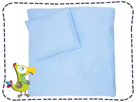 KakaduKid Bettwäsche blau