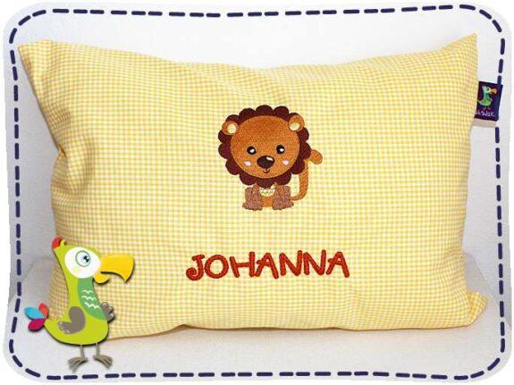 KakaduKid Kissen Löwe Johanna
