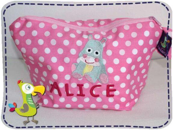 KakaduKid Tasche Babynilpferd Alice
