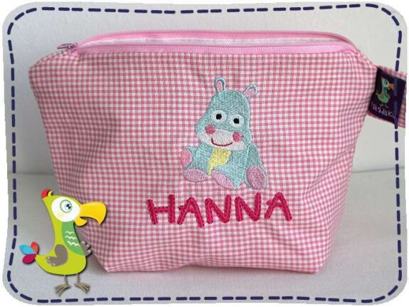 KakaduKid Tasche Babynilpferd Hanna
