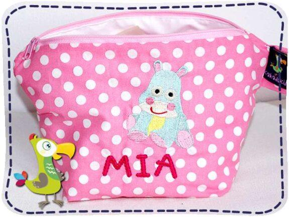 KakaduKid Tasche Babynilpferd Mia