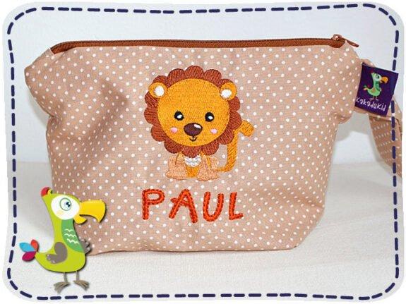 KakaduKid Tasche Löwe Paul