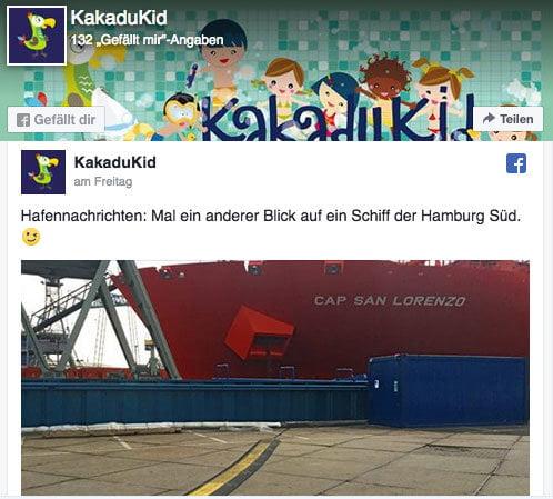 Facebook KakaduKid