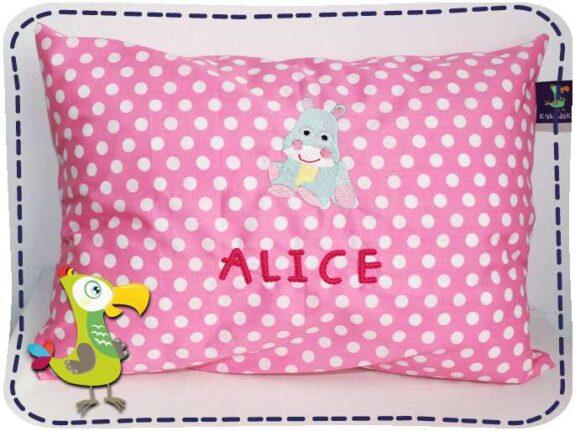 KakaduKid Kissen Babynilpferd Alice