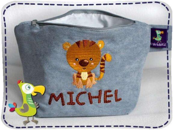 KakaduKid Tasche Tiger Michel