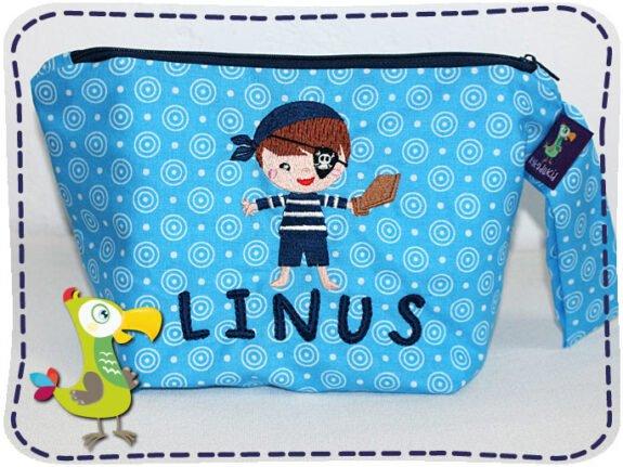 KakaduKid Tasche Pirat Linus