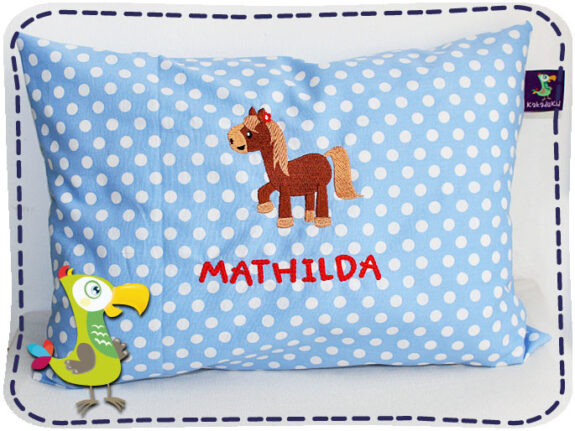 KakaduKid Kissen Pferd Mathilda